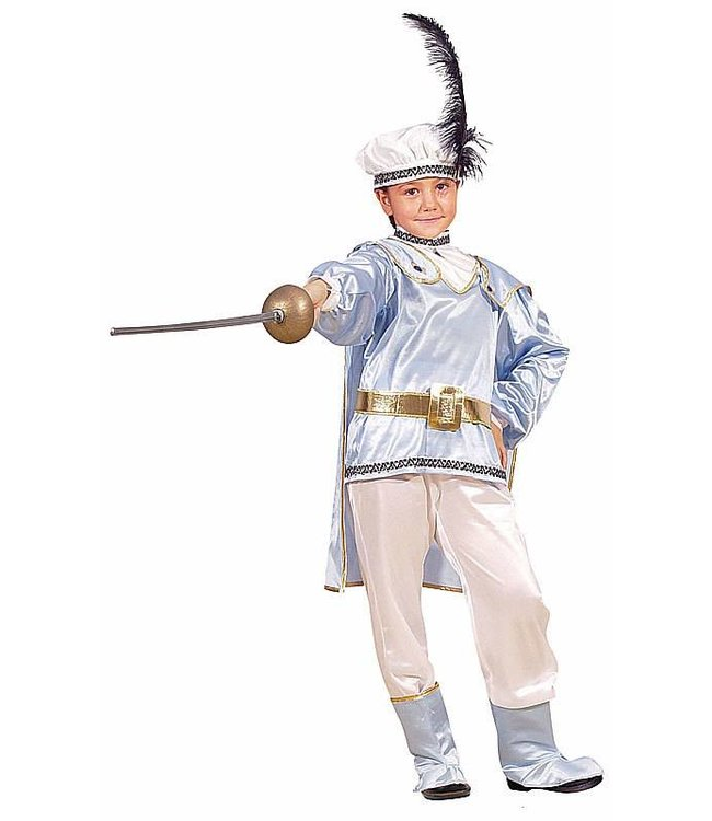 Dress Up America Tot/Child Prince Charming Medium 8-10