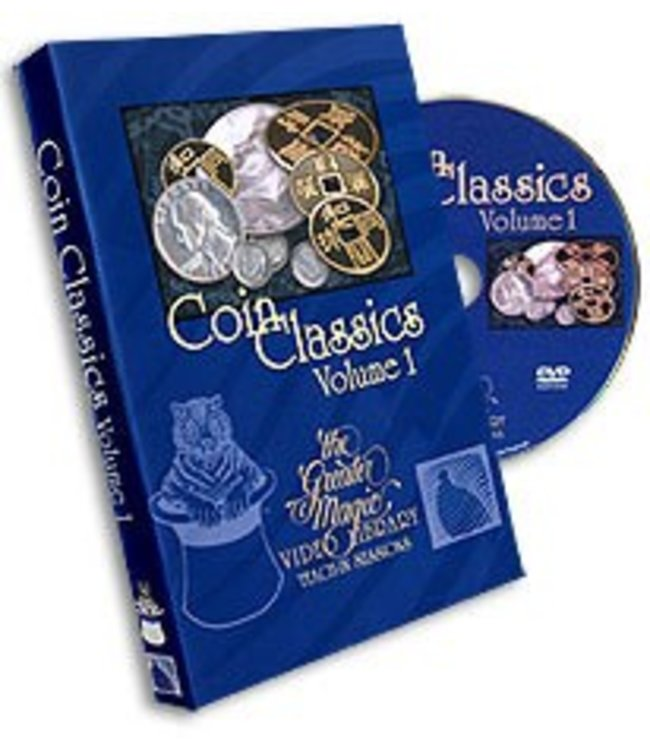 Coin Classics Greater Magic- #1- DVD