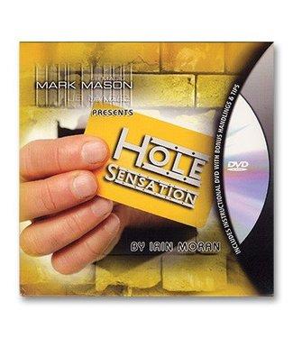 Card - Hole Sensation by Iain Moran and JB Magic (M10)