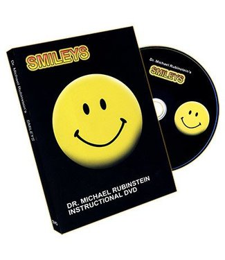 Smileys, Coins and DVD) by Michael Rubinstein - Coin (M10)