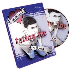 Paul Harris Presents Tattoo Joe by Joe Russell (M10)