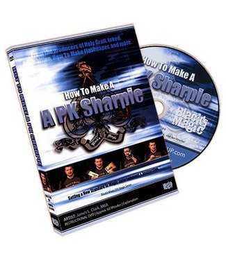 Pre-Owned DVD - How To Make A PK Sharpie by Black's Magic