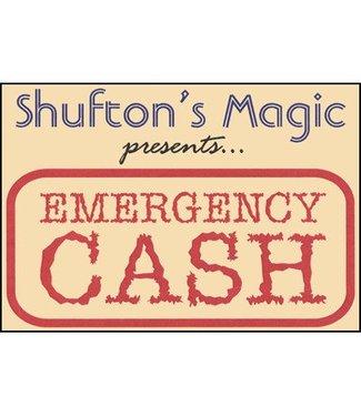 Emergency Cash by Steve Shufton From Shufton's Magic (M10)
