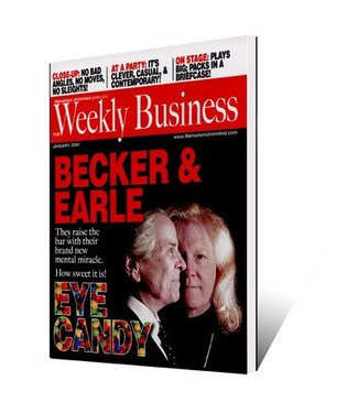 Eye Candy - Book Test by Becker and Earle from Mentalism Unlimited(M10)