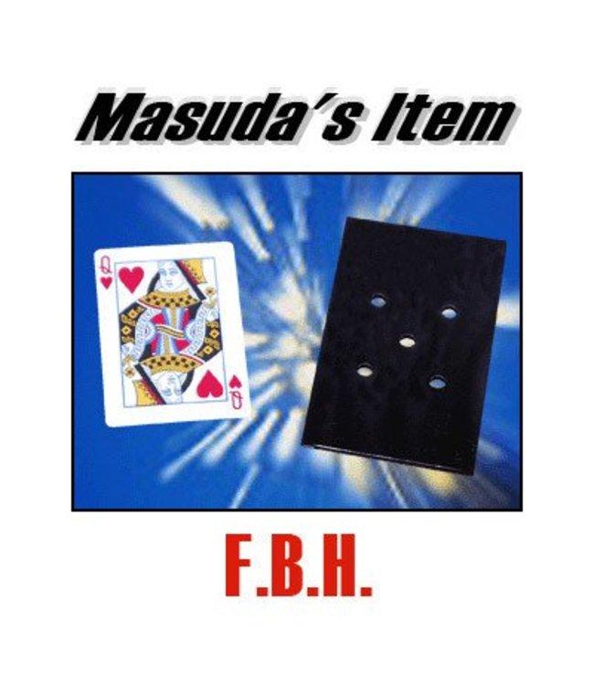 Card - F.B.H. (Five Black Holes) by Katsuya Masuda from Atto(M10)