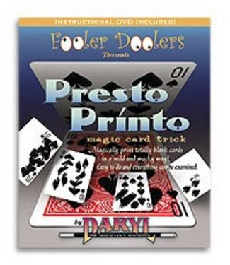 Presto Printo by Daryl and Fooler Doolers M10