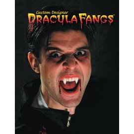 Foot Hills Creations Dracula Fangs Medium by Foothill