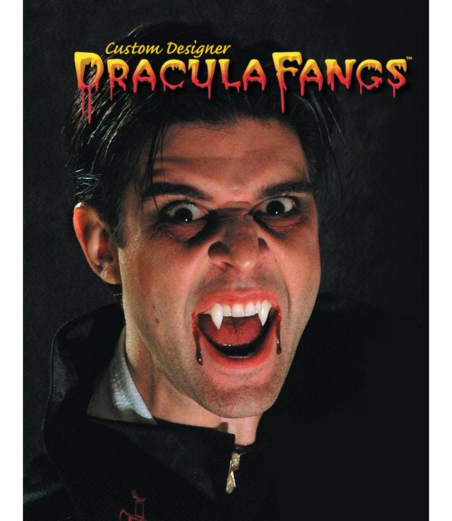 Foot Hills Creations Dracula Fangs Medium by Foothills Creations