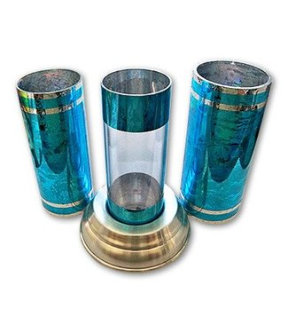 Crystal Fish Cylinder  (M10)