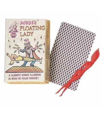 Forum Novelties Floating Lady On Card