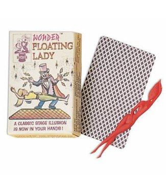 Forum Novelties Floating Lady On Card