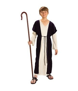 Forum Novelties Biblical Shepard - Child 8-10
