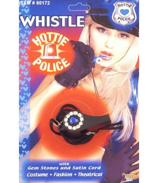 Forum Novelties Hottie Police Whistle (C12)
