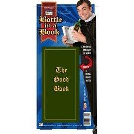 Forum Novelties Bottle In A Book - The Good Book