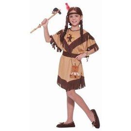 Forum Novelties Native American Princess - Child Large