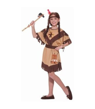 Forum Novelties Native American Princess - Child Large
