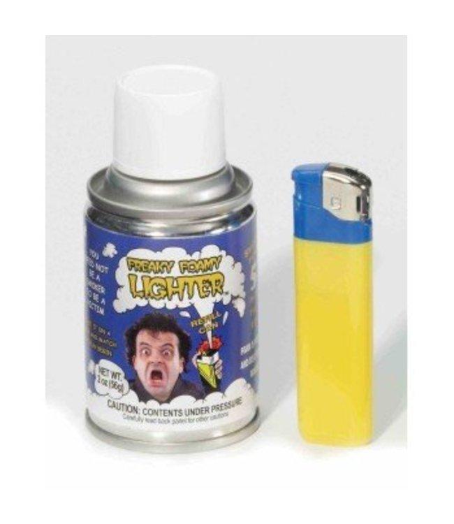 Freaky Foam Lighter by D. Poynter Designs