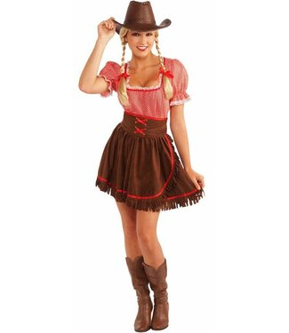Forum Novelties Cowpoke Cutie 14-16