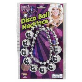 Forum Novelties 70's Disco Fever Disco Ball Necklace (C3)
