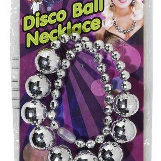 72b701dc085 Forum Novelties 70 s Disco Fever Disco Ball Necklace (C3) - Ronjo ...