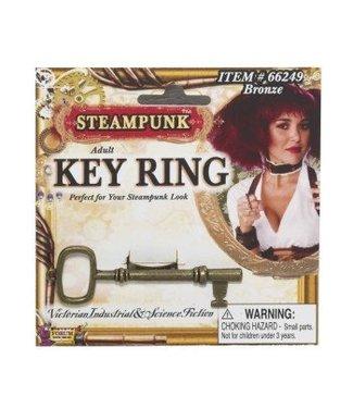 Forum Novelties Ring, Key - Steampunk (C13)
