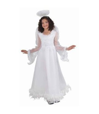 Forum Novelties Child - Fluttery Angel Large 12-14