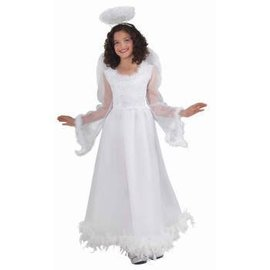 Forum Novelties Child - Fluttery Angel Small 4-6