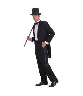 Forum Novelties Vintage Hollywood Tuxedo - XL