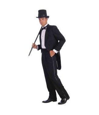 Forum Novelties Vintage Hollywood Tuxedo - XL