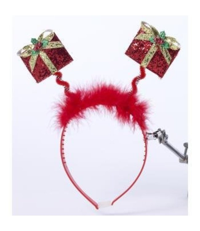 Forum Novelties Santa Present Headband