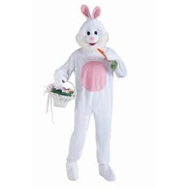 Forum Novelties Mascot Bunny - Adult 42-48