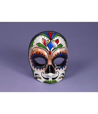 Forum Novelties Day Of The Dead Mask - Male (348)