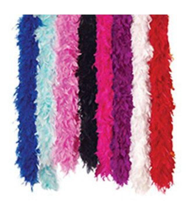 Forum Novelties Feather Boa Light Pink
