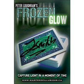 Card - Frozen Glow by Peter Loughran From Master Of Illusions (M10)