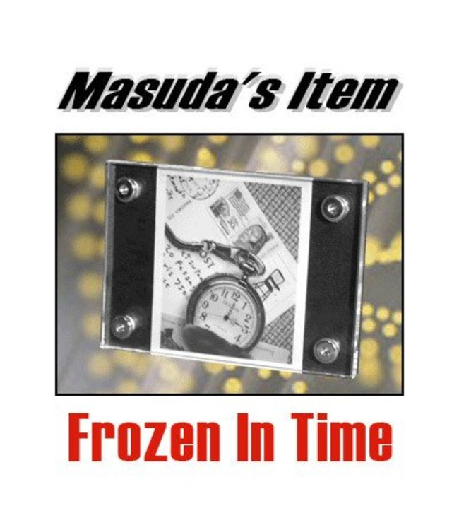 Frozen In Time by Katsuya Masuda from Atto (M10)