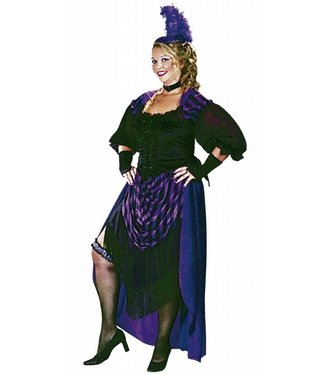 Fun World Lady Maverick - Plus Size