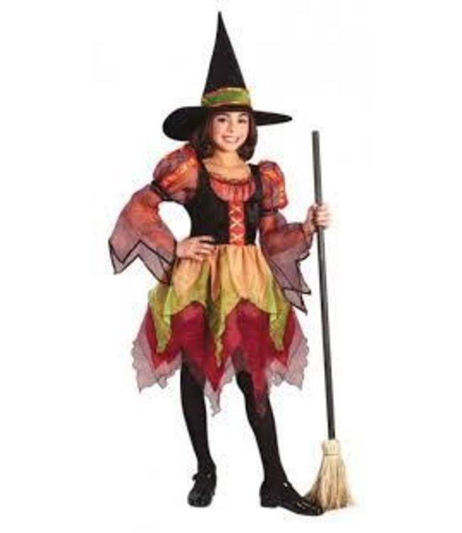 Fun World Fairy Witch - Child Large 12-14