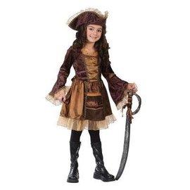 Fun World Sassy Pirate - Child Small