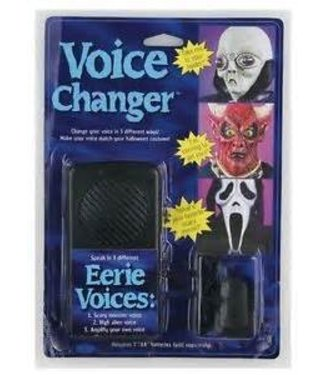 Fun World Voice Changer (242)