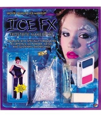 Fun World Ice Fx Frostbite Make-Up Kit
