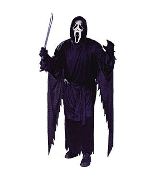 Fun World Ghost Face, Scream - Adult One Size