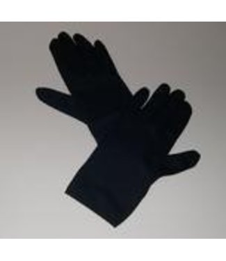 Black Gloves - Child Small Age 3-7 by Beyco