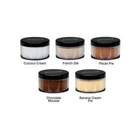 Graftobian Make-Up Company Luxecashmere HD Setting Powder - Banana Cream Pie  .70 oz.