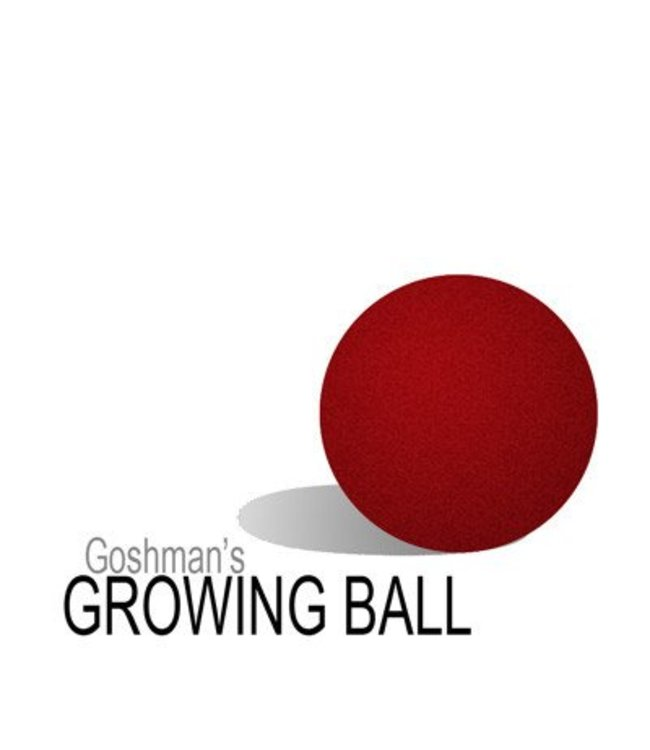 Growing Ball by Magic By Gosh (M13)