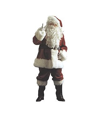 Halco Luxury Santa Suit 50-56