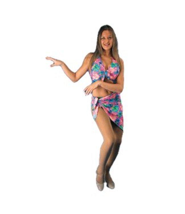 Hula Girl Med