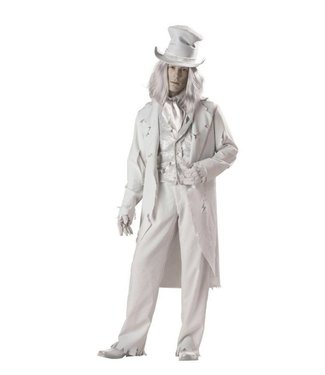 InCharacter Ghostly Gent Adult Medium Costume by InCharacter