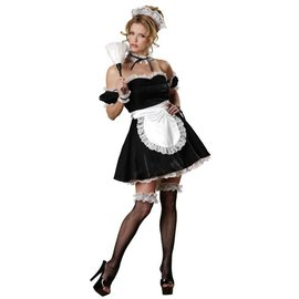 InCharacter Oui-Oui French Maid Adult Extra Small by InCharacter