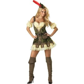 InCharacter Racy Robin Hood Adult Extra Small Costume by InCharacter