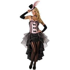 InCharacter Burlesque Babe Adult Extra Large Costume by InCharacter